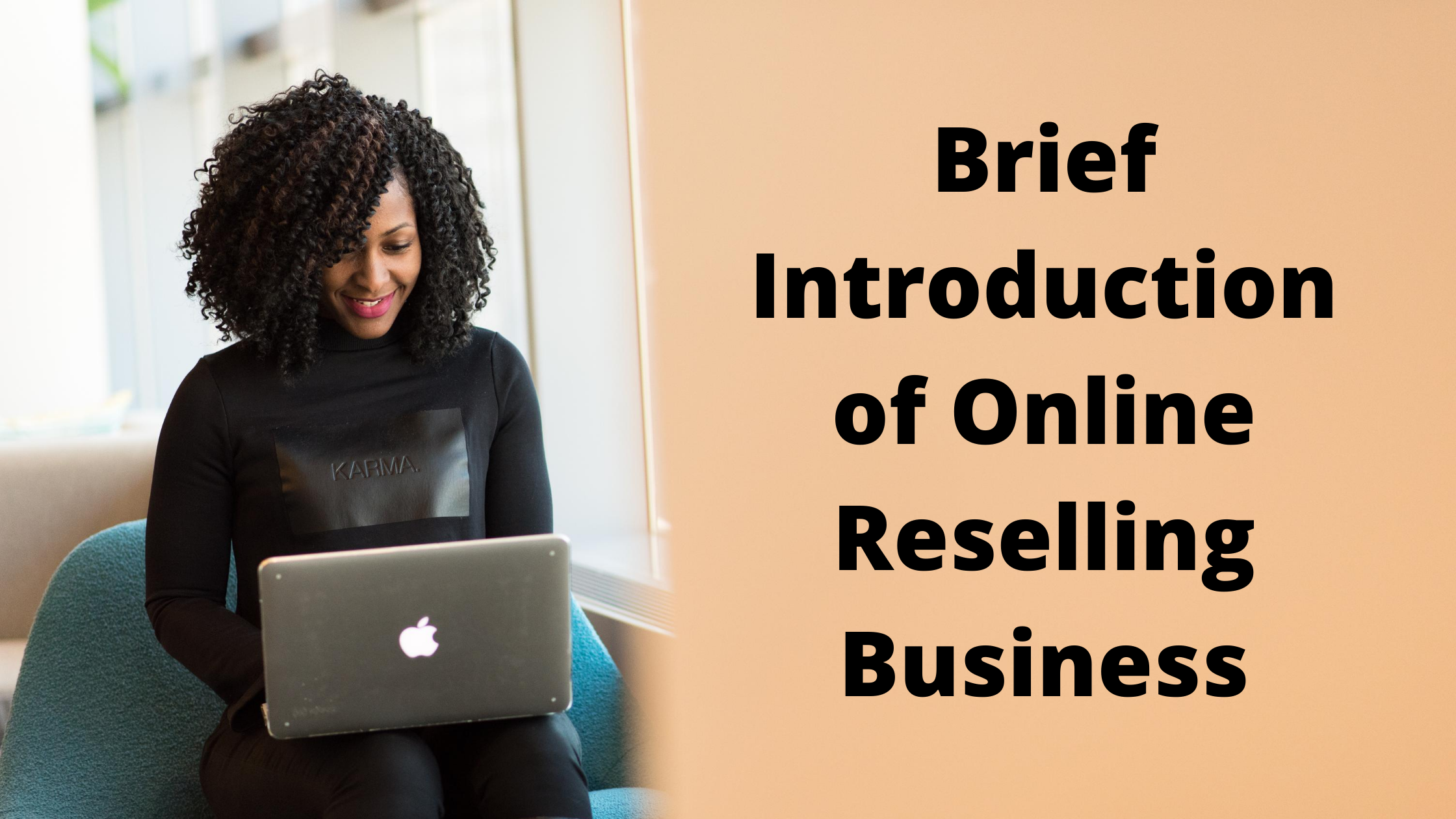 Brief Introduction of Online Reselling Business