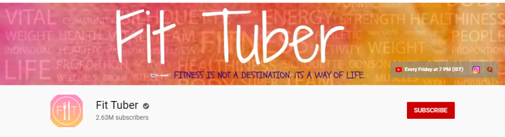 Channel Art  - Ways to Optimize Youtube Channel in 2020.
