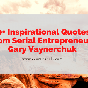 30+ Inspirational Quotes from serial entrepreneur Gary Vaynerchuk