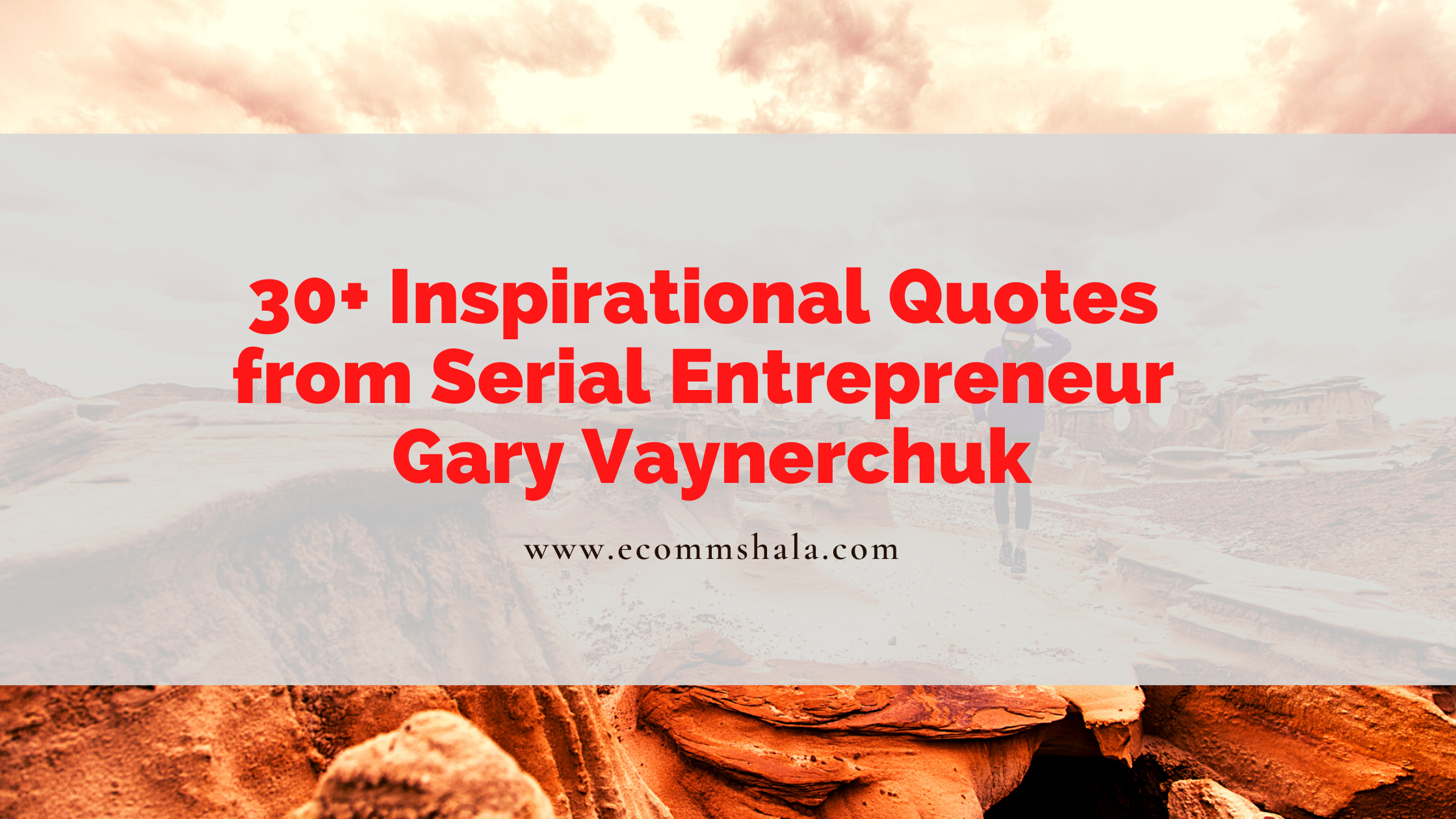 Inspirational Quotes from Gary Vaynerchuk