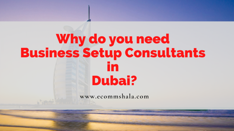 Why do you need Business Setup Consultants in Dubai?