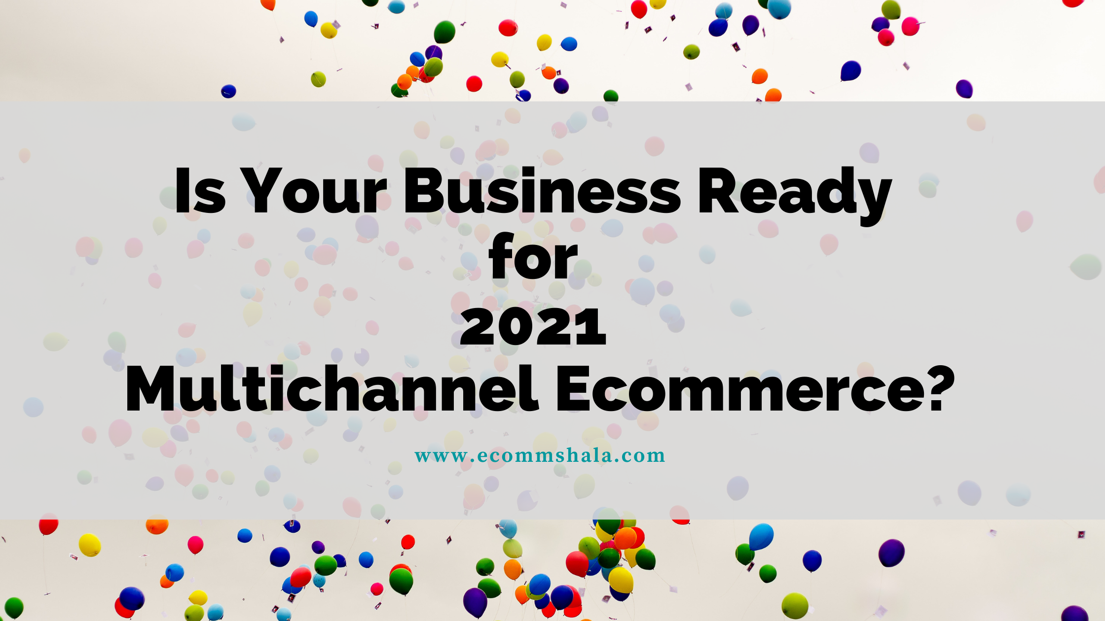 Multichannel Ecommerce